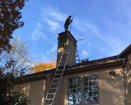 Chimney Cleaning & Chimney Sweeping
